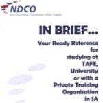 NDCO In Brief
